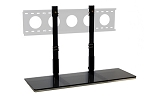 3' TV Smart Shelf™ - Black Glass