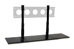 4' TV Smart Shelf™ - Black Glass